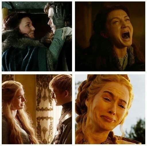Their love for their children. I admire even Cersie for that