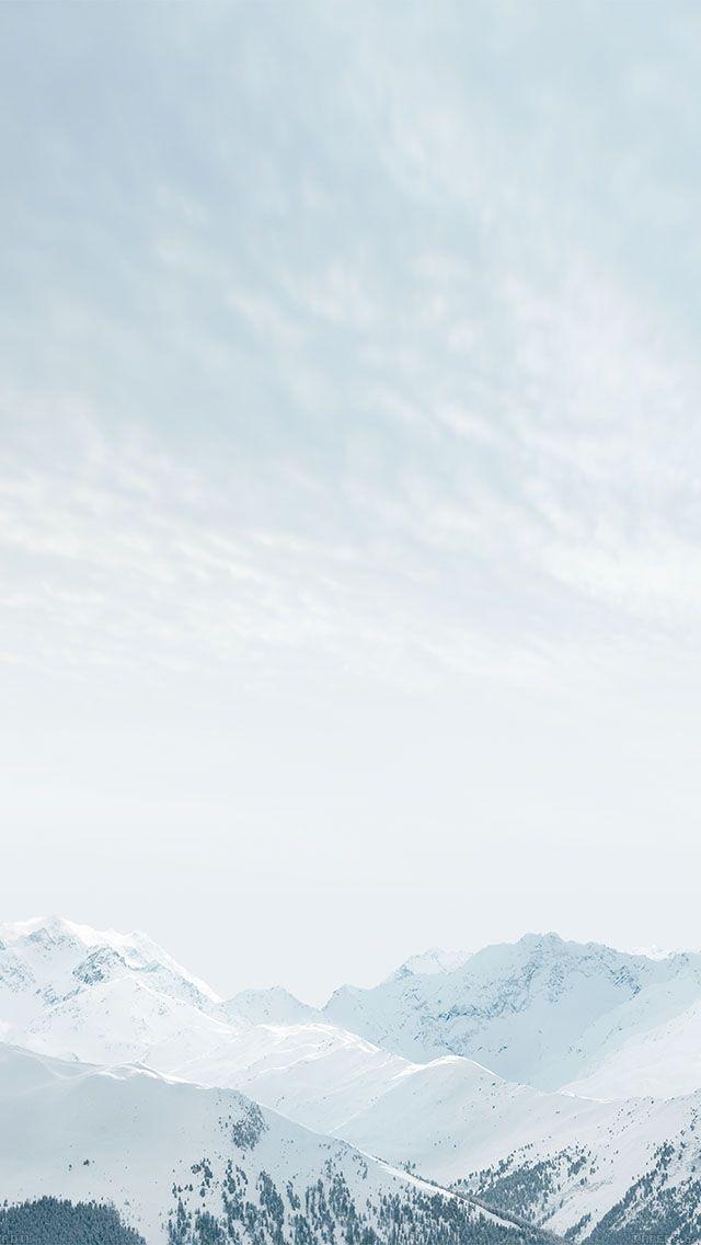 white mountain iphone wallpaper Google zoeken Iphone