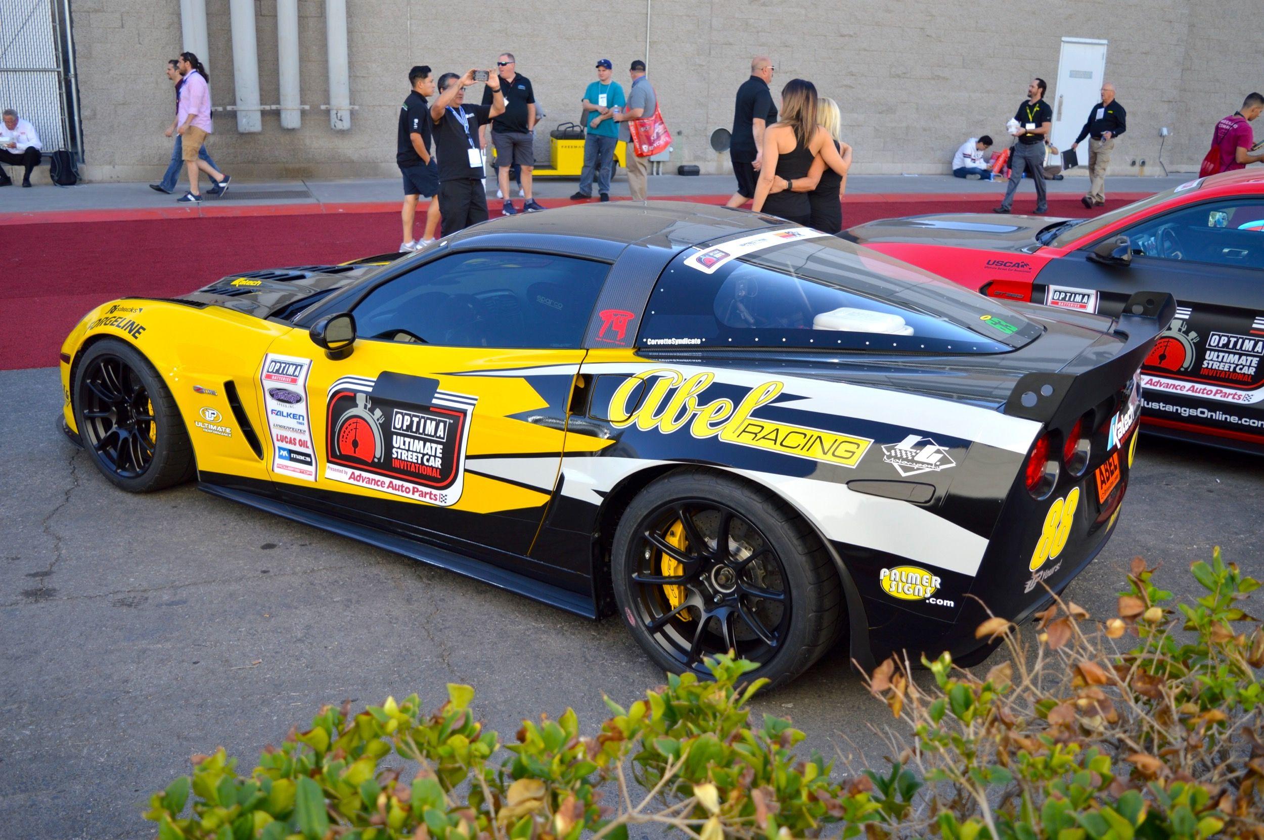 Rich Willhoff Corvette Performance Wheels 2006 Corvette