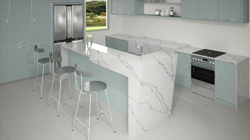 Pompeii Quartz, Quartz, Slab, Tile For Naples Florida, Fort Myers Florida  Available