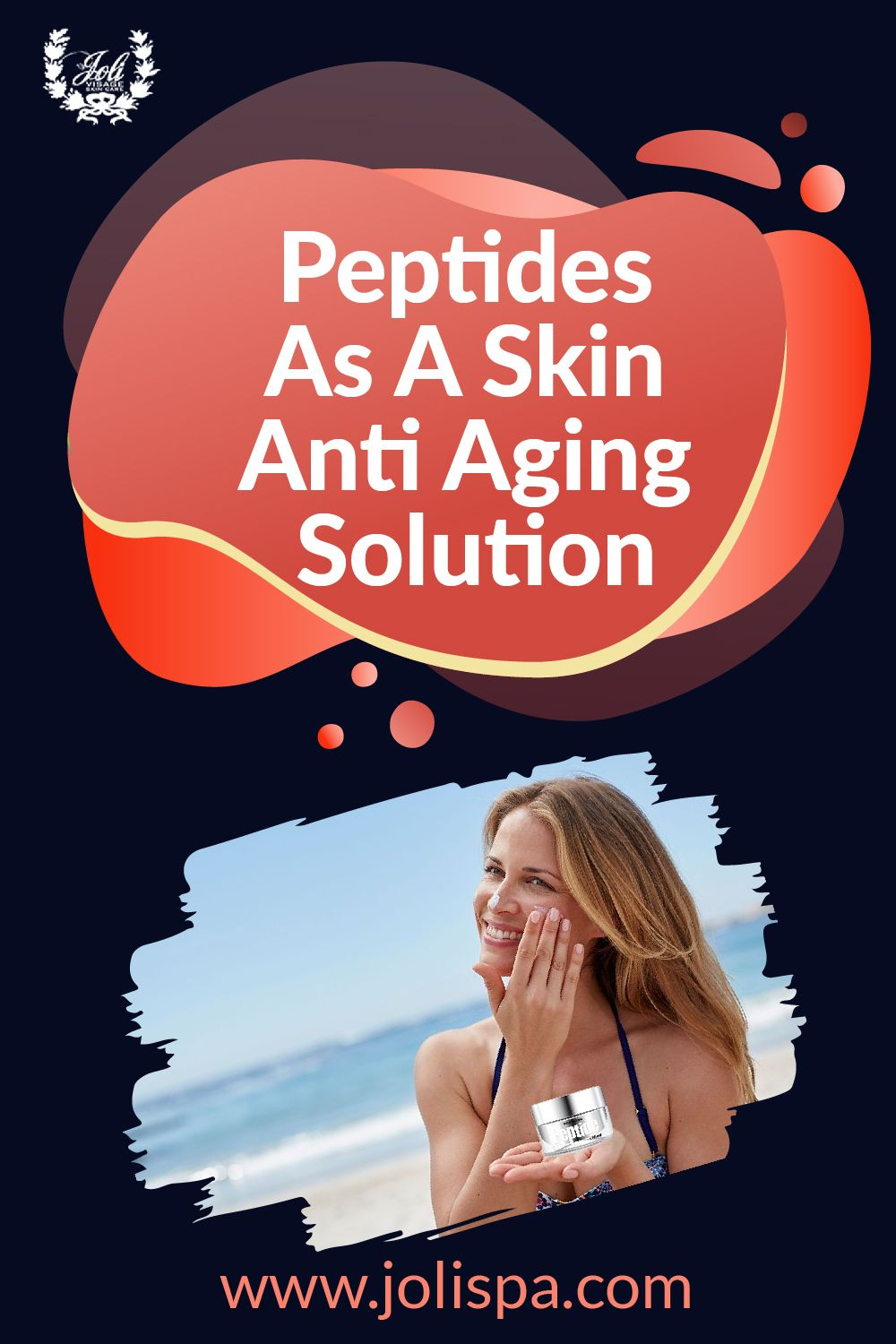 Discover Why And How Peptides Work In Anti Aging Skin Care Dig Deep Into The Science And Be In The Know I In 2020 Anti Aging Solution Anti Aging Skin Care