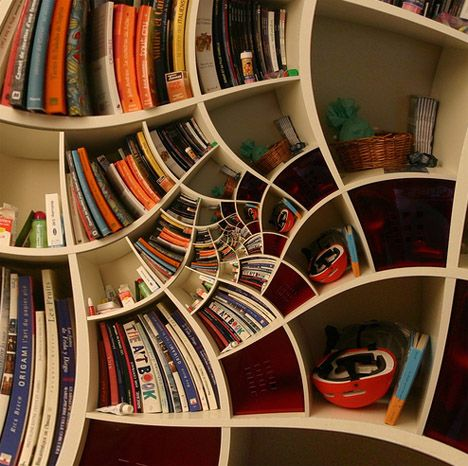 Amazing Shelving