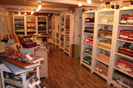 My Super Great Local Quiltstore Here In Denmark Wwwbutik Kiwebdk