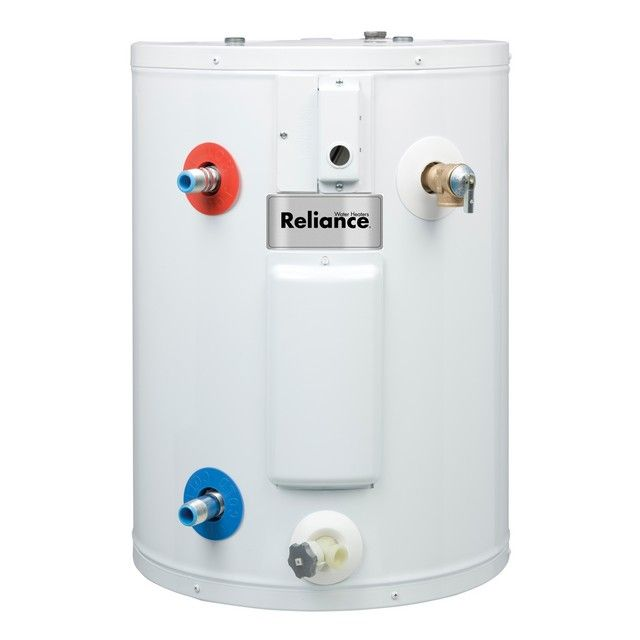 Image Of Reliance 20 Gallon Compact Mobile Home Electric Water Heater