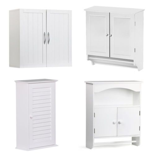 Cabinets and Cupboards 20487 Bathroom Wall Mounted Cabinet Cupboard