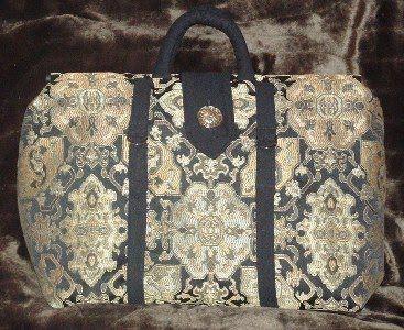 Carpetbag Carpet Bags Altered Purses Bags To Make