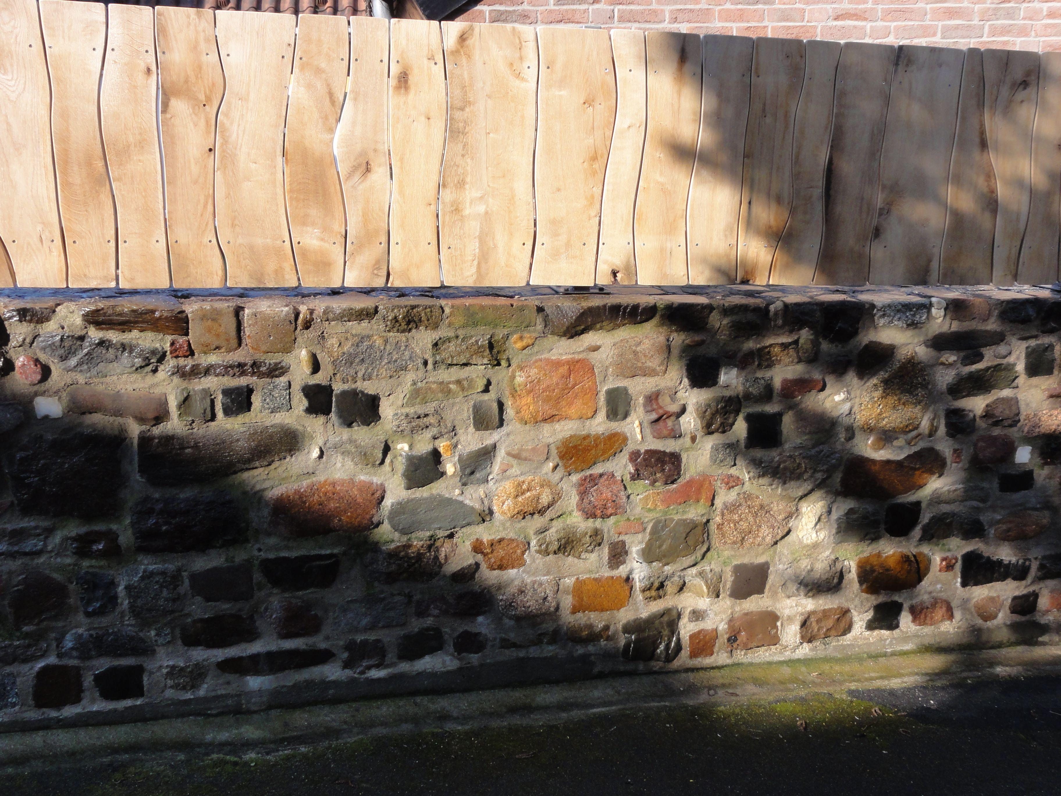 Einzigartig Gartenmauern Beispiele Design