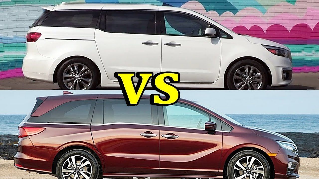 bcc8d0b6ed 2019 Vs 2018 Honda Odyssey First Ride from 2018 Kia Sedona Vs 2018 Honda  Odyssey - Youtube intended for 2019 Vs 2018 Honda Odyssey