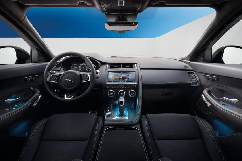 Jaguar E Pace Interior In 2020 Jaguar Suv Jaguar E Jaguar Suv Interior