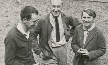 Little teacher' … Margarete Steffin with Brecht, left, and Henry Peter Matthis. Photograph: Akademie der Künste, Berlin