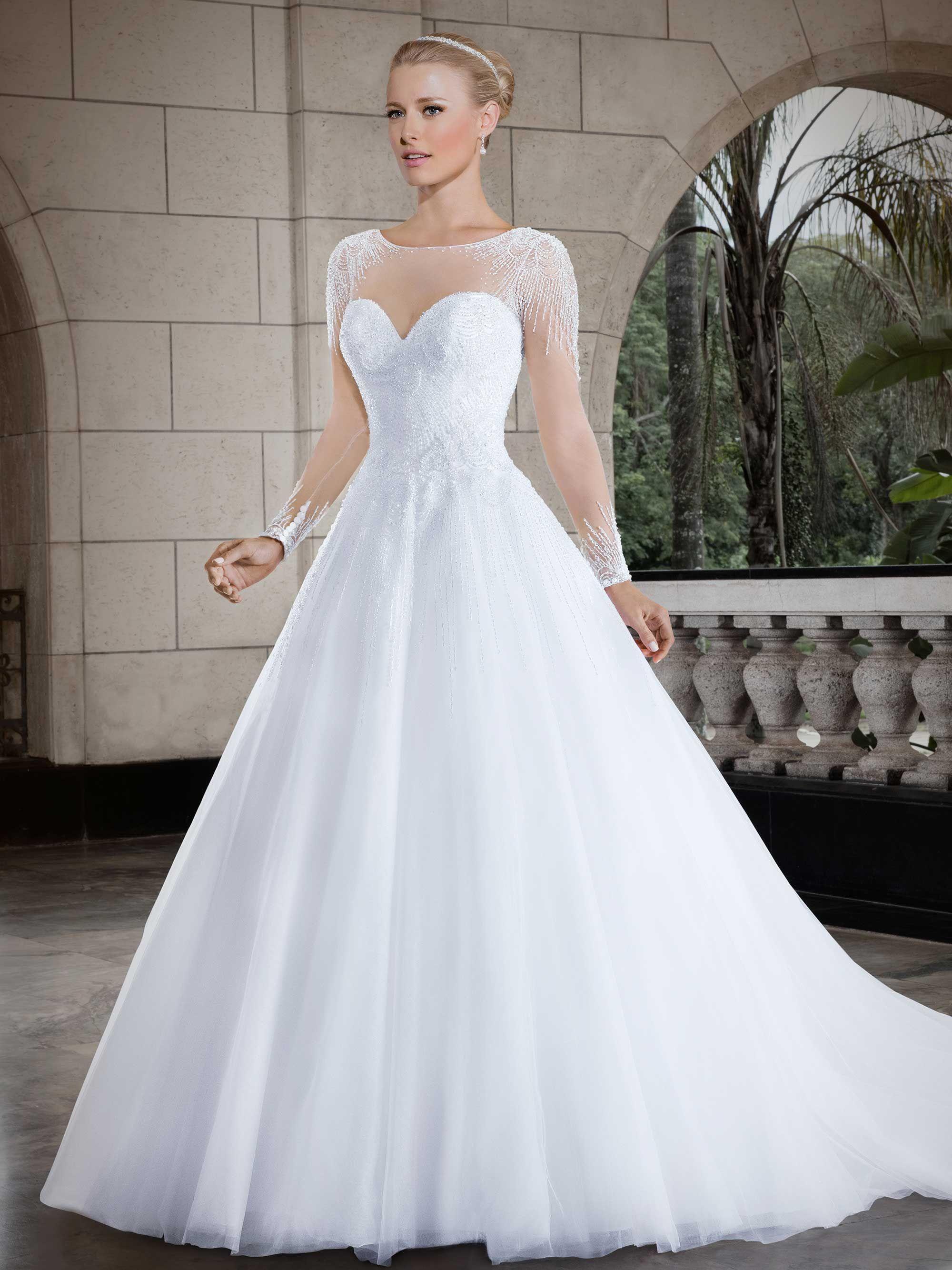 Conheça mais sobre esta coleção de vestidos de noiva - Coleção ...