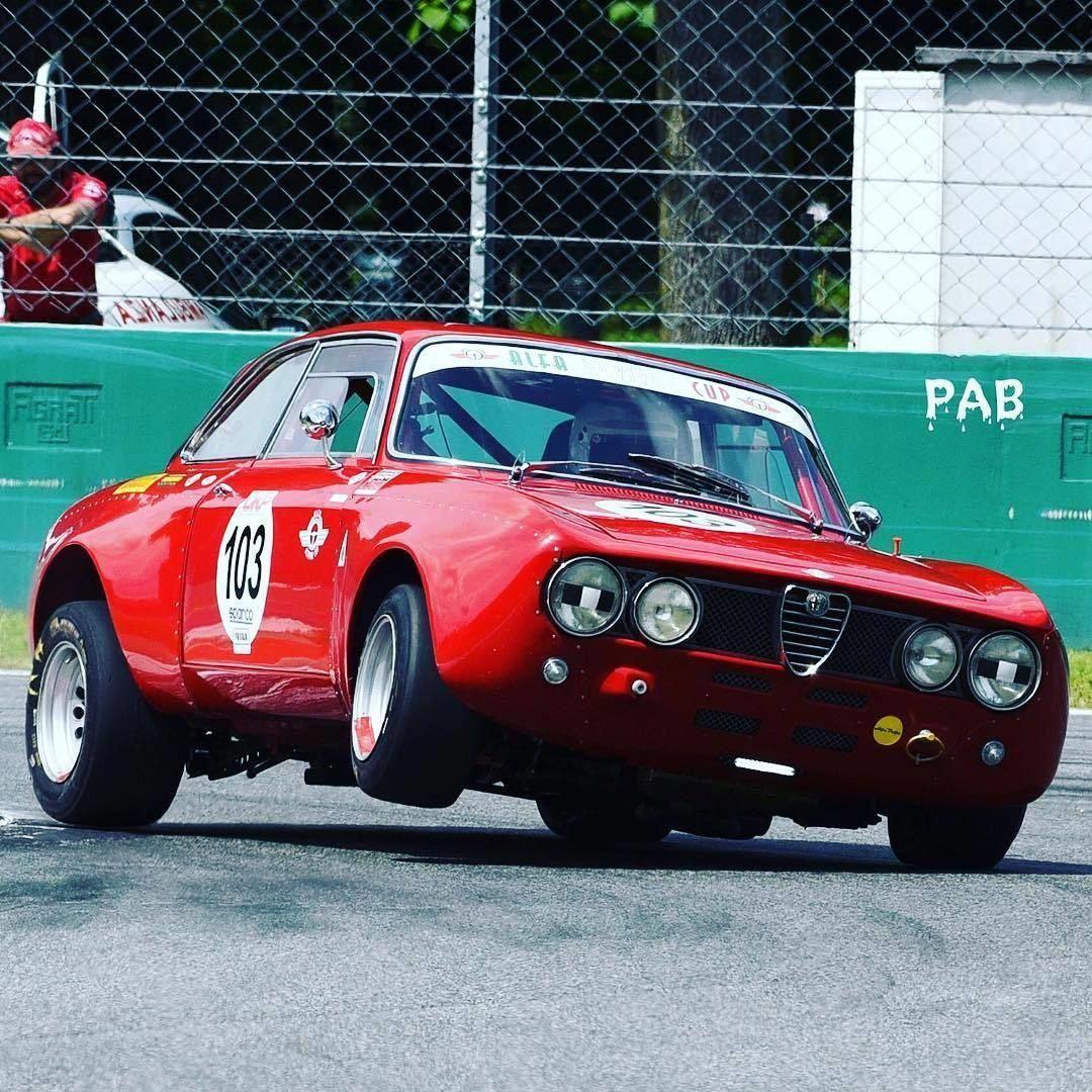 Alfa Romeo GTA #volkswagonclassiccars