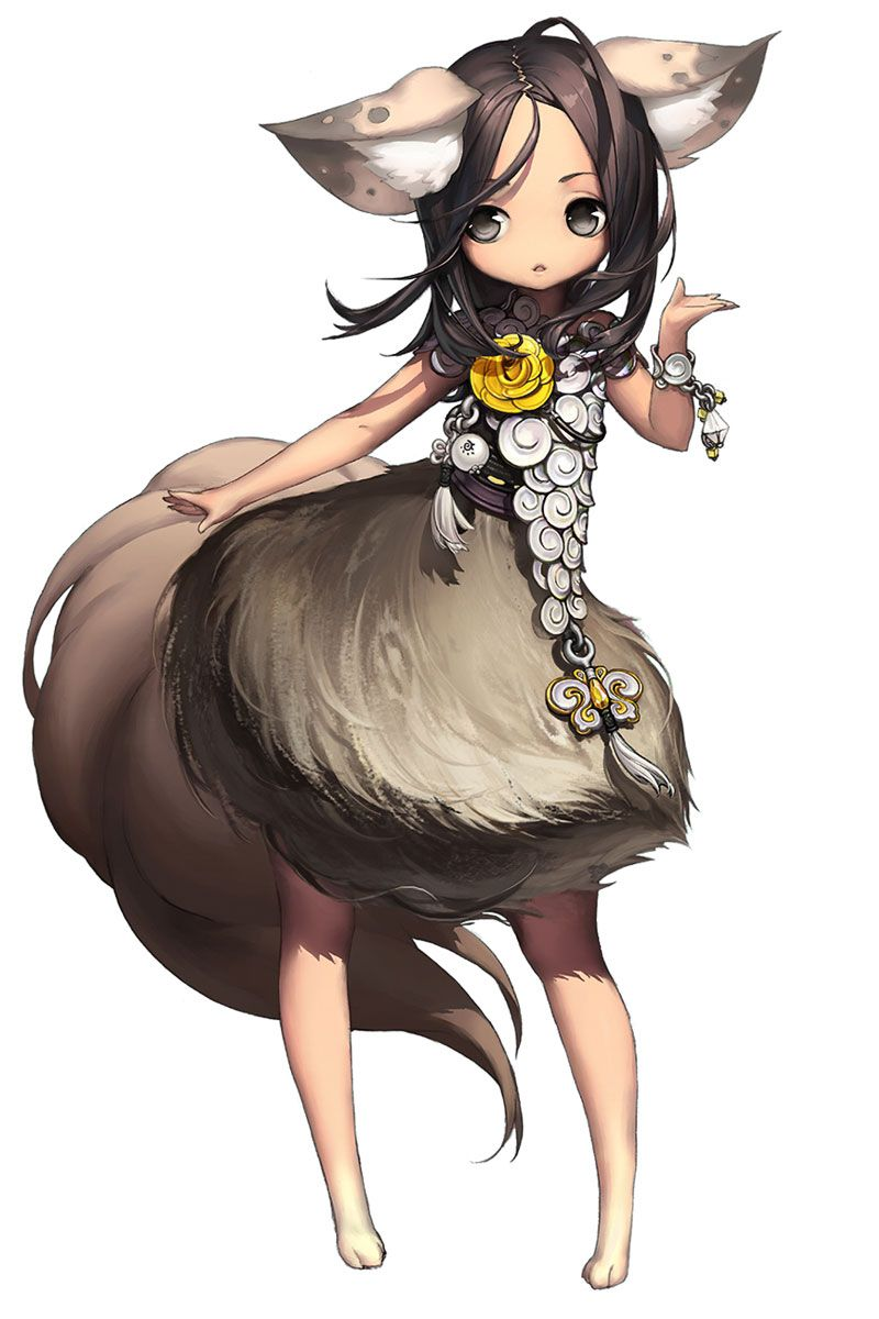 Blade N Soul Anime Characters : Blade soul lyn female fantasy creatures pinterest