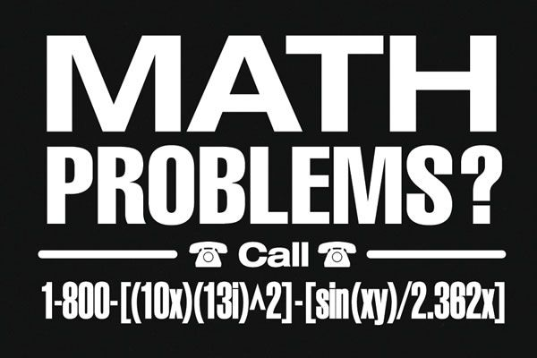 1-800-(-1690x)-[sin(xy)/2.362x] is not a phone number. This guy needs to call [8(50+(1/1000*625)] - [(6983x-(x(13i)^2))/((((4x)^2)/((2^2)x))+2(4x))] - [((8946*cos(pi))/8)*((2i)^2)] (Don't actually call, I don't know who's number that is... but it's close to mine ;)