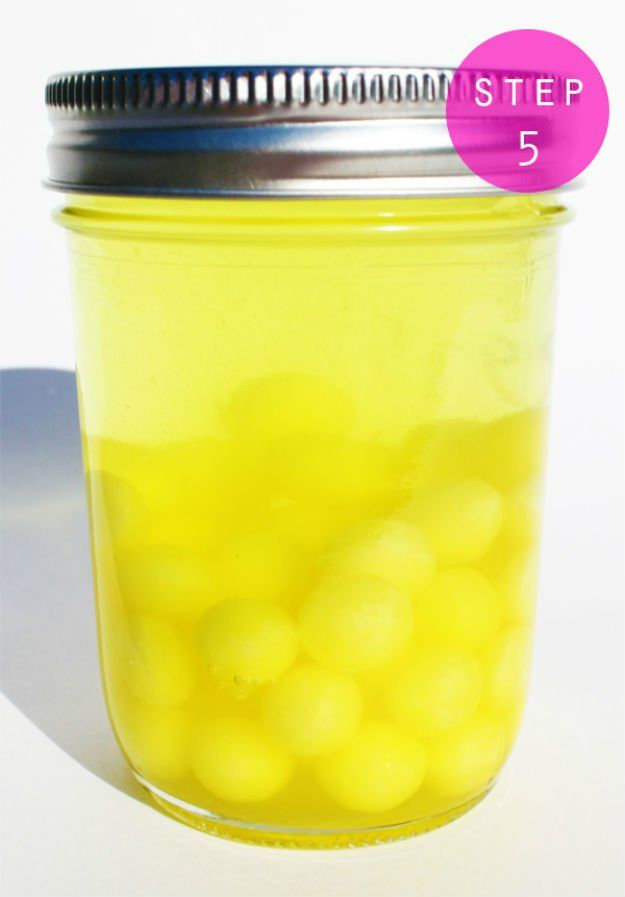 Lemonhead Infused Vodka | 25 DIY Gifts You Can Make in Under an Hour