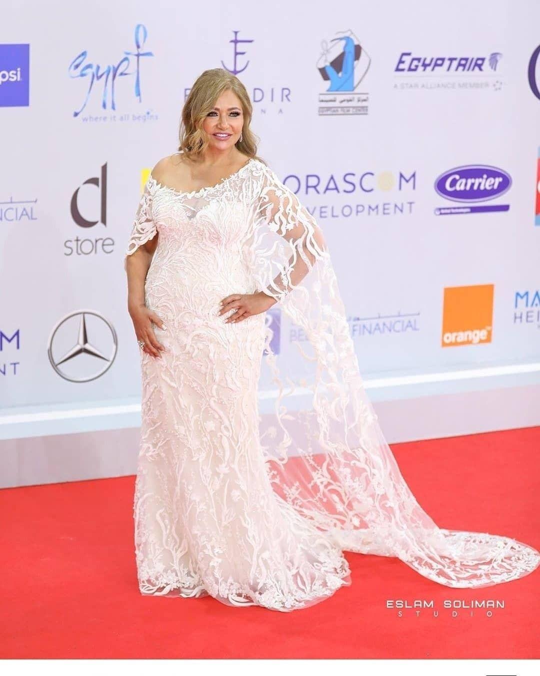 Laila S Elwy In White Dress From El Gouna Film Festival Closing Ceremony 2019 Dresses Formal Dresses Long Instagram Fashion