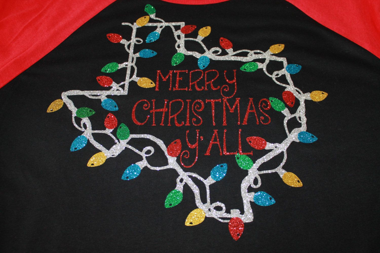 merry christmas yall shirt merry christmas texas shirt texas shirt christmas shirt christmas bling shirt christmas outfit bling shirt by