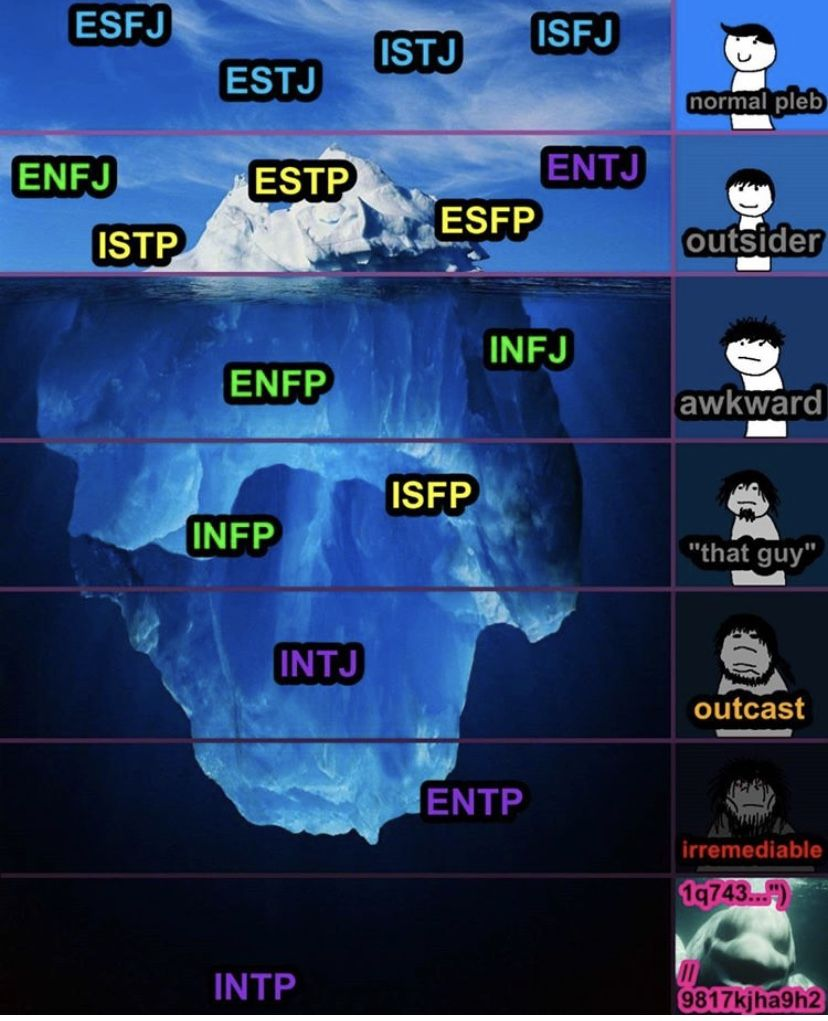 Pin by Amy on INFJ in 2020 Intp, Mbti, Intp personality
