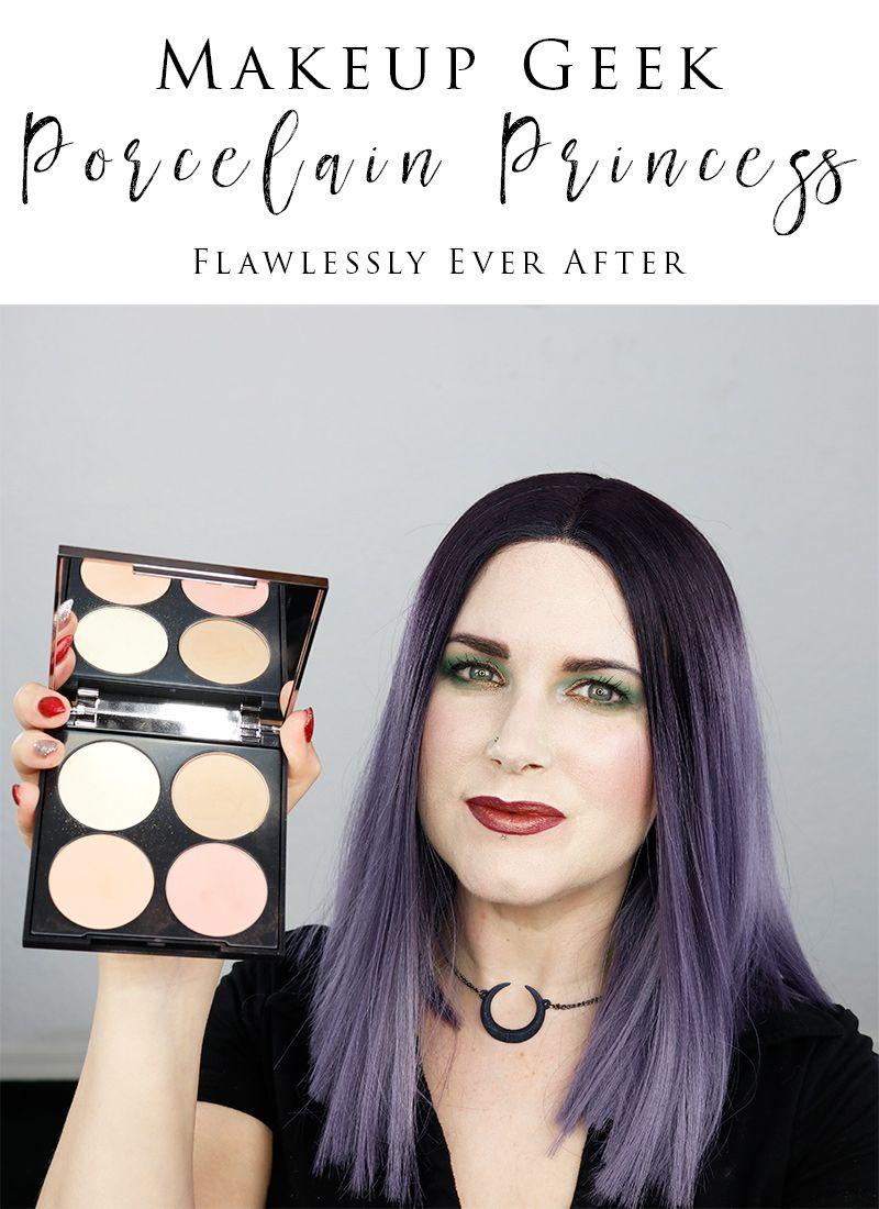 Makeup Geek Porcelain Princess Flawless Face Palette