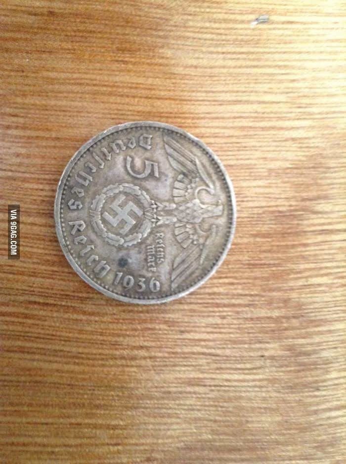 Found this coin in my backyard   Coins, Best funny ...