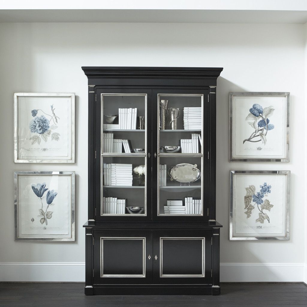 Library Cabinet | Postcard from Paris Home