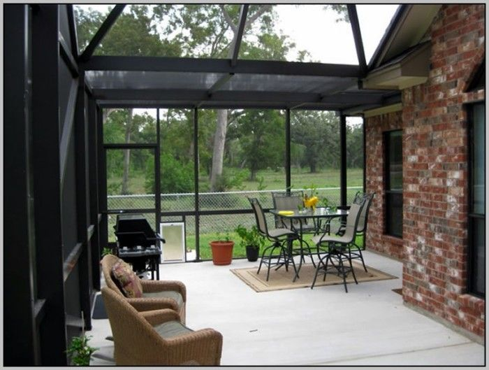 Lovable Patio Enclosure Design Ideas Screened Patio ... on Outdoor Patio Enclosure Ideas  id=57837