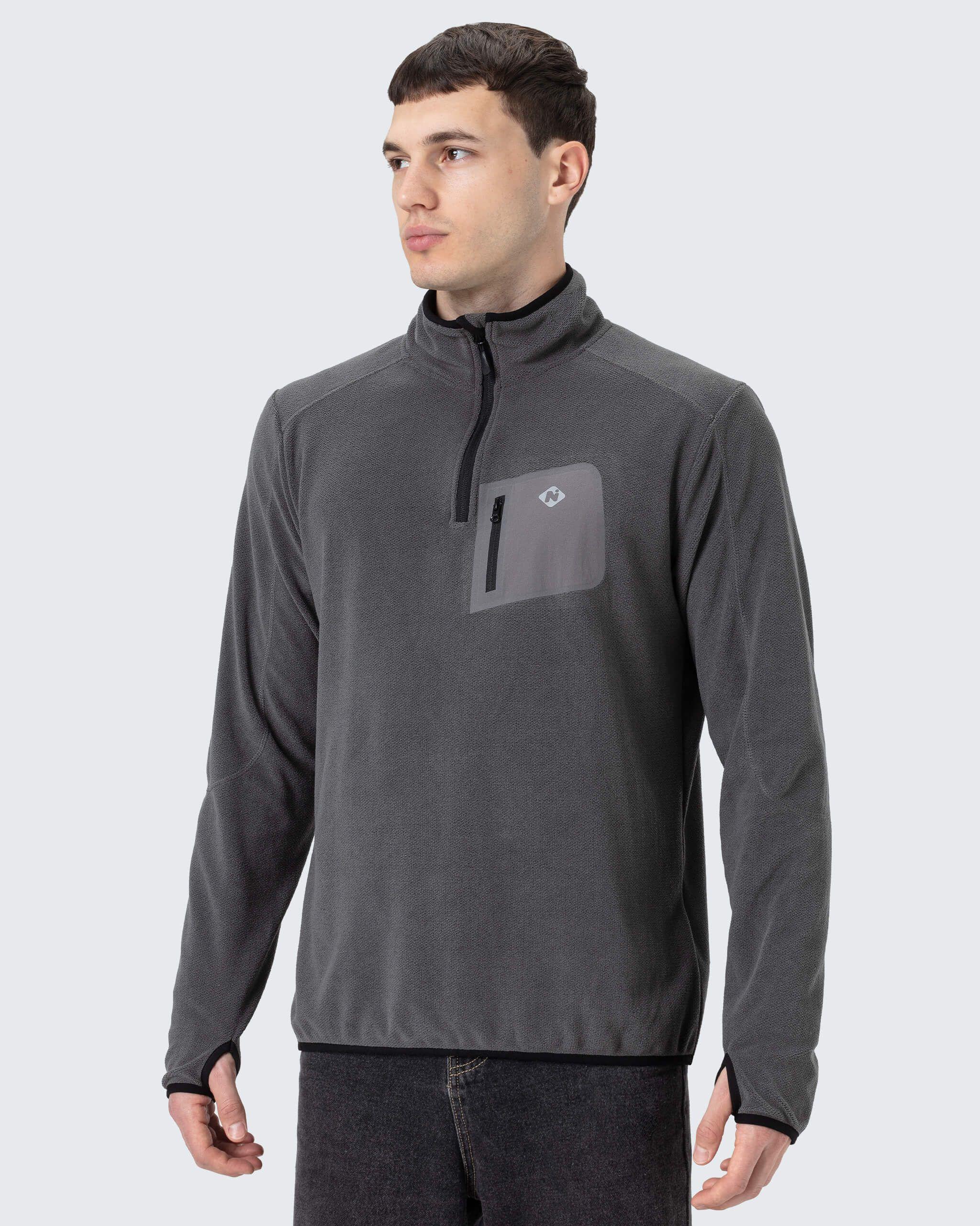 1/4 Zip Pullover Running Shirt in 2020 Running shirts