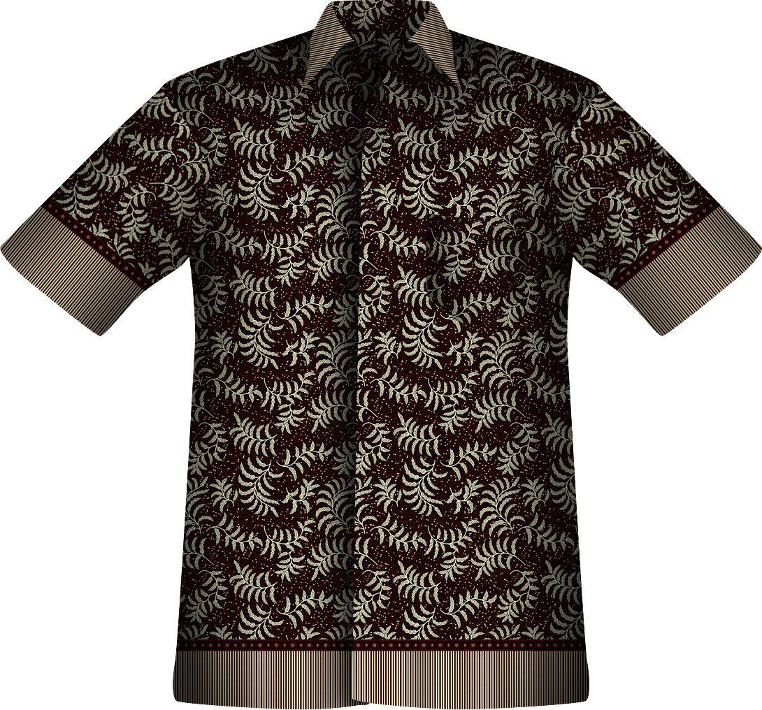 Contoh Baju Seragam Batik Sekolah: Seragam Batik Kantor Terbaru
