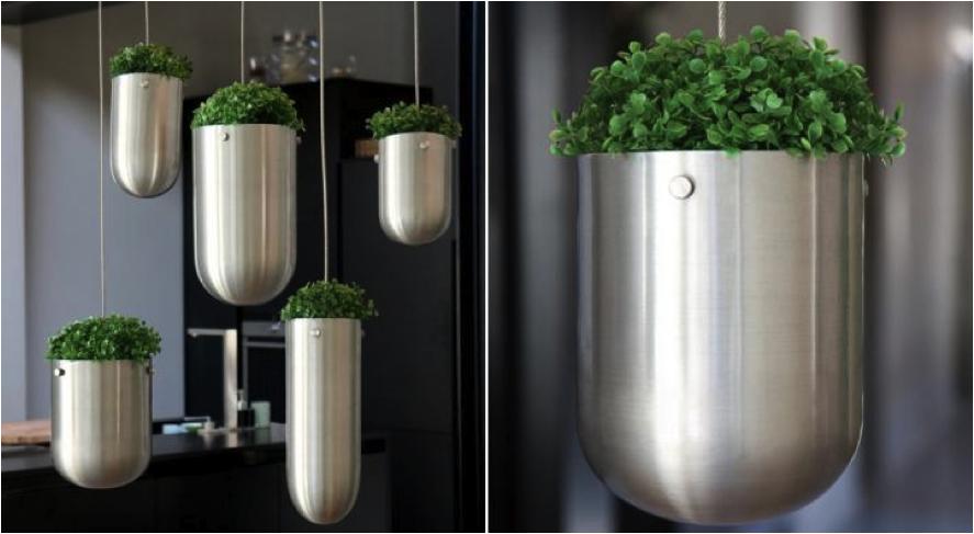 Cien pies con tacones decoraci n con plantas artificiales s o no diy decoracion plantas - Decoracion con plantas artificiales ...