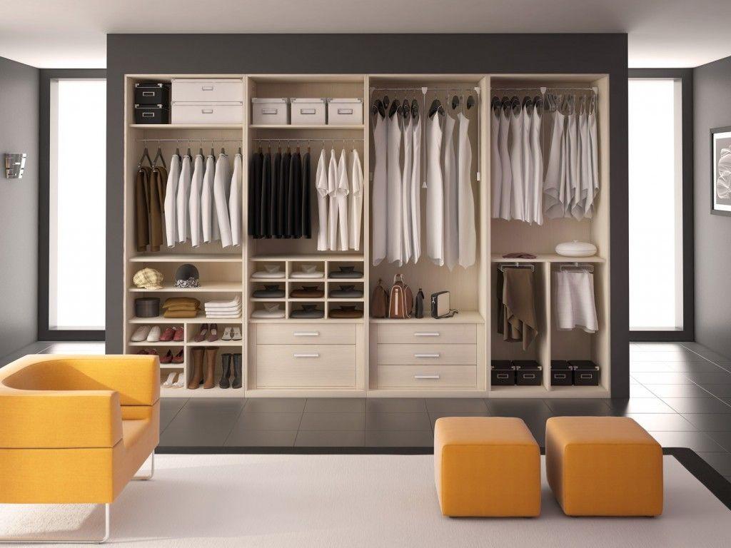 Vestidor mixto buscar con google muebles interior en - Disenar armarios a medida ...