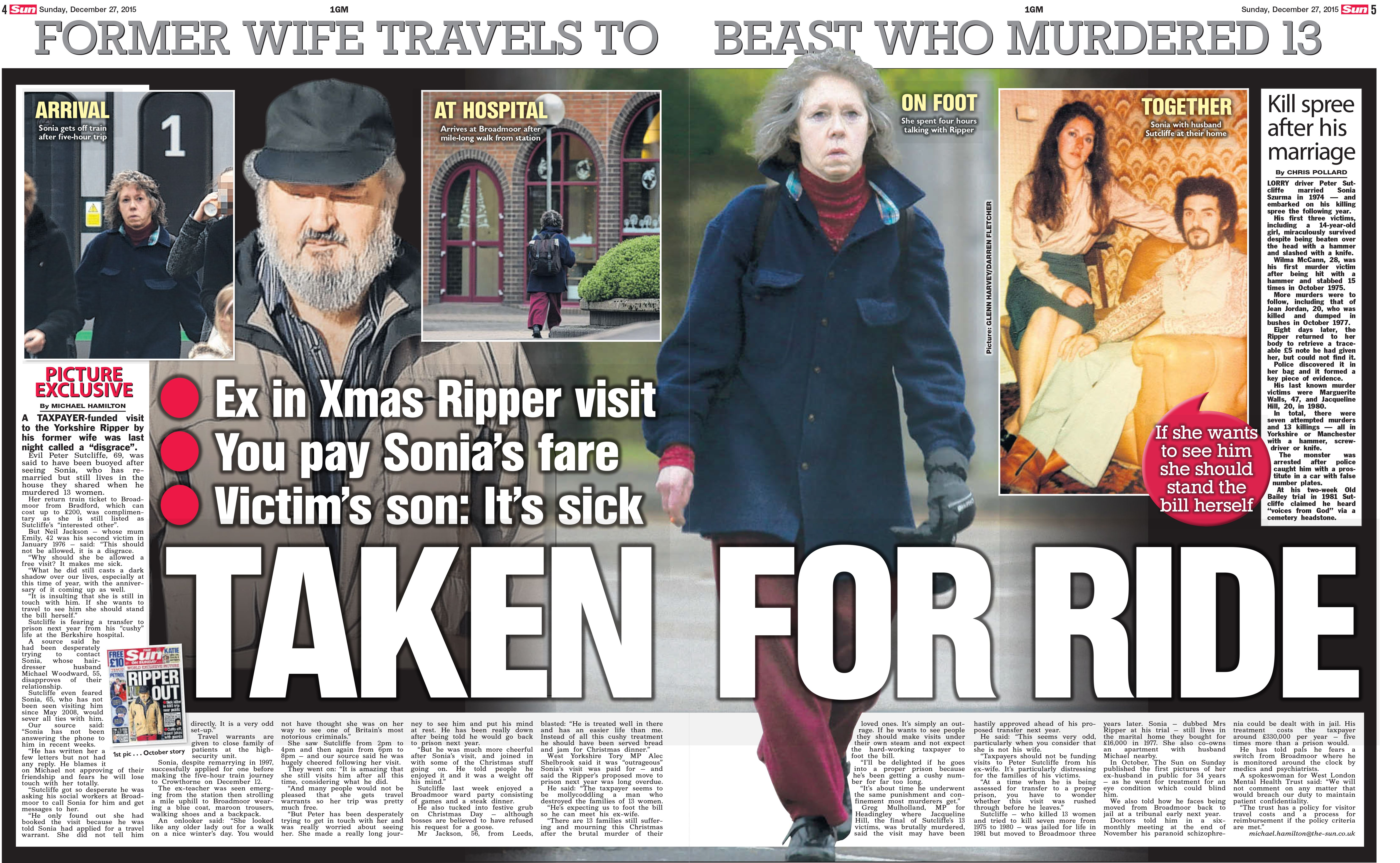 Pin On Peter William Sutcliffe The Yorkshire Ripper