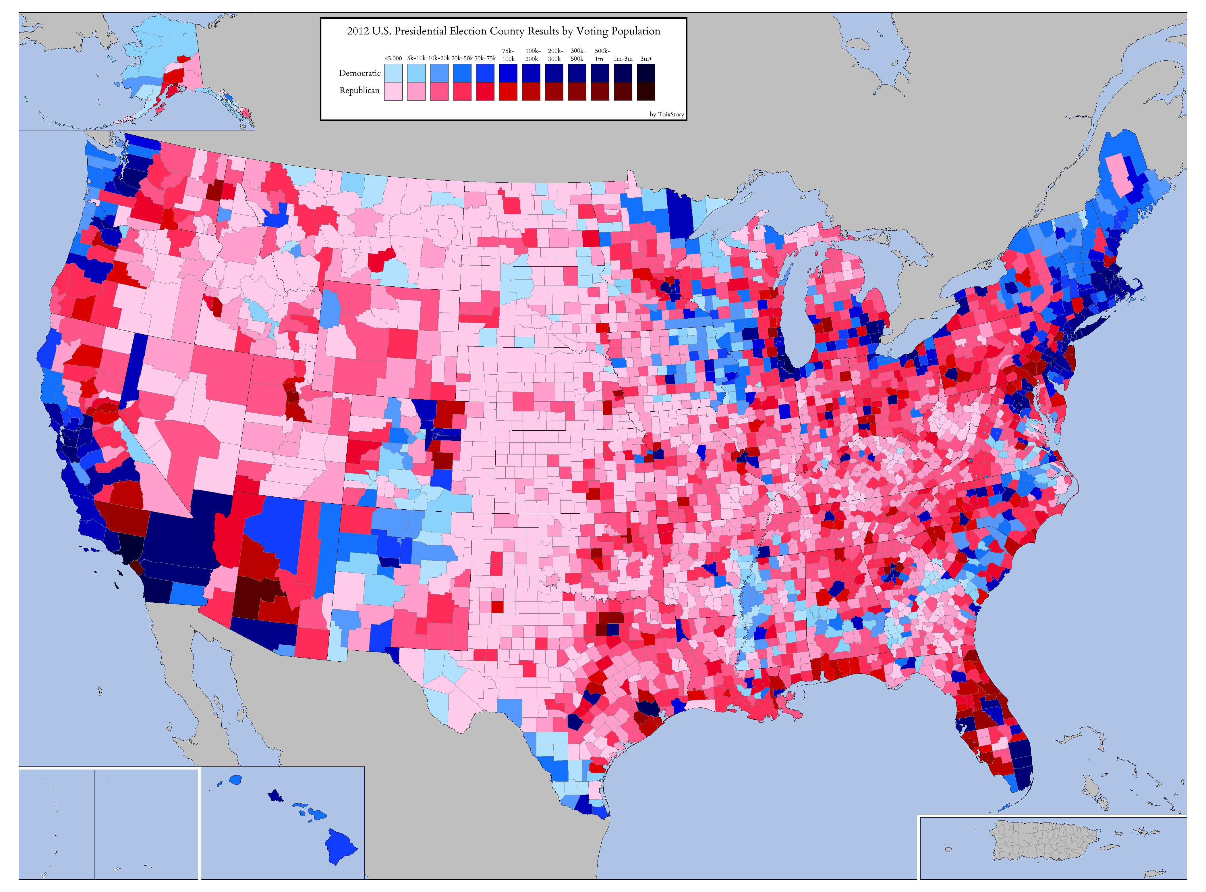 Top Best Presidential Election Map Ideas On Pinterest - Us political map adjusted for population 2016