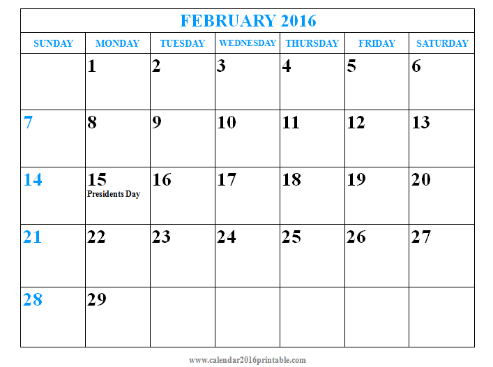 free printable calendars with holidays