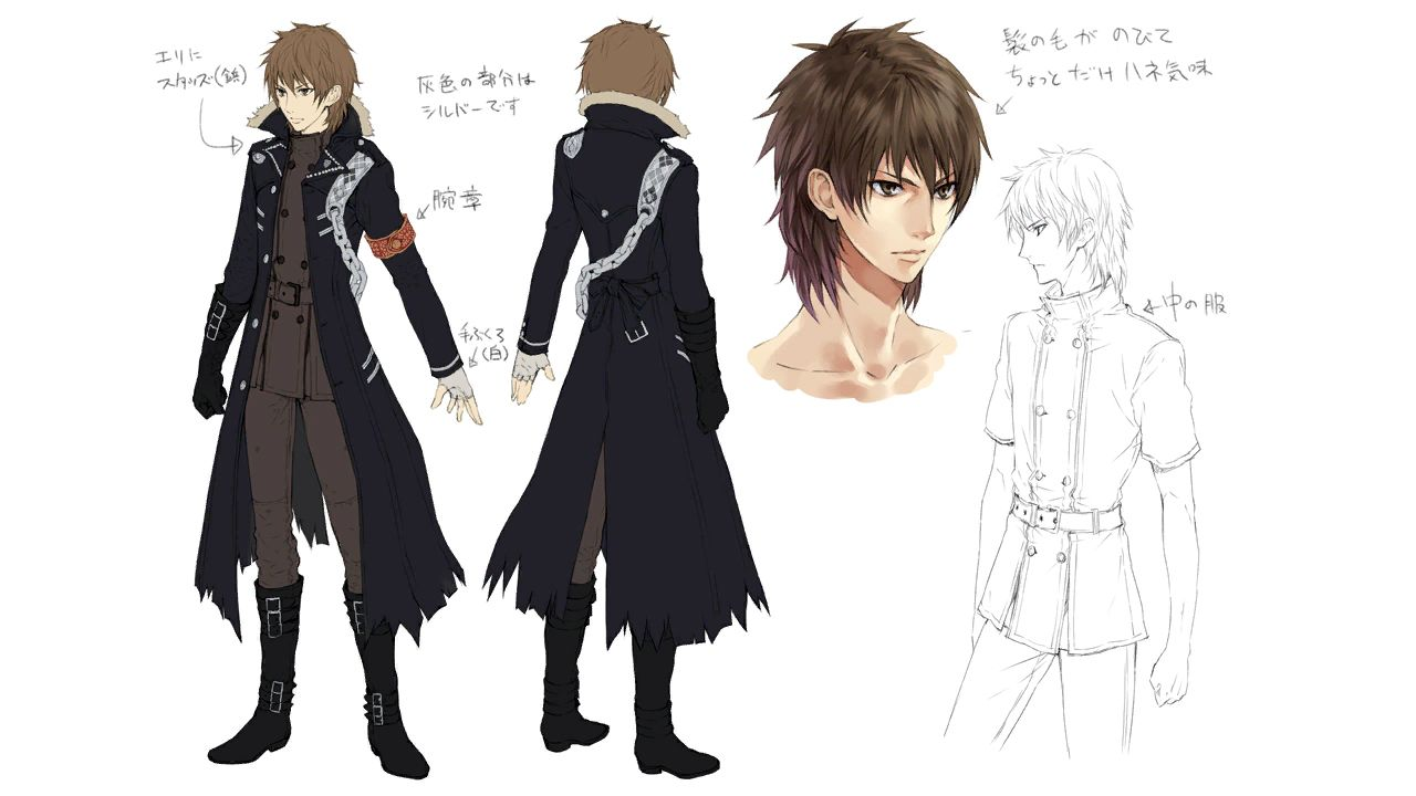 Latest 1280 720 Anime Character Design Character Design Character Design Male
