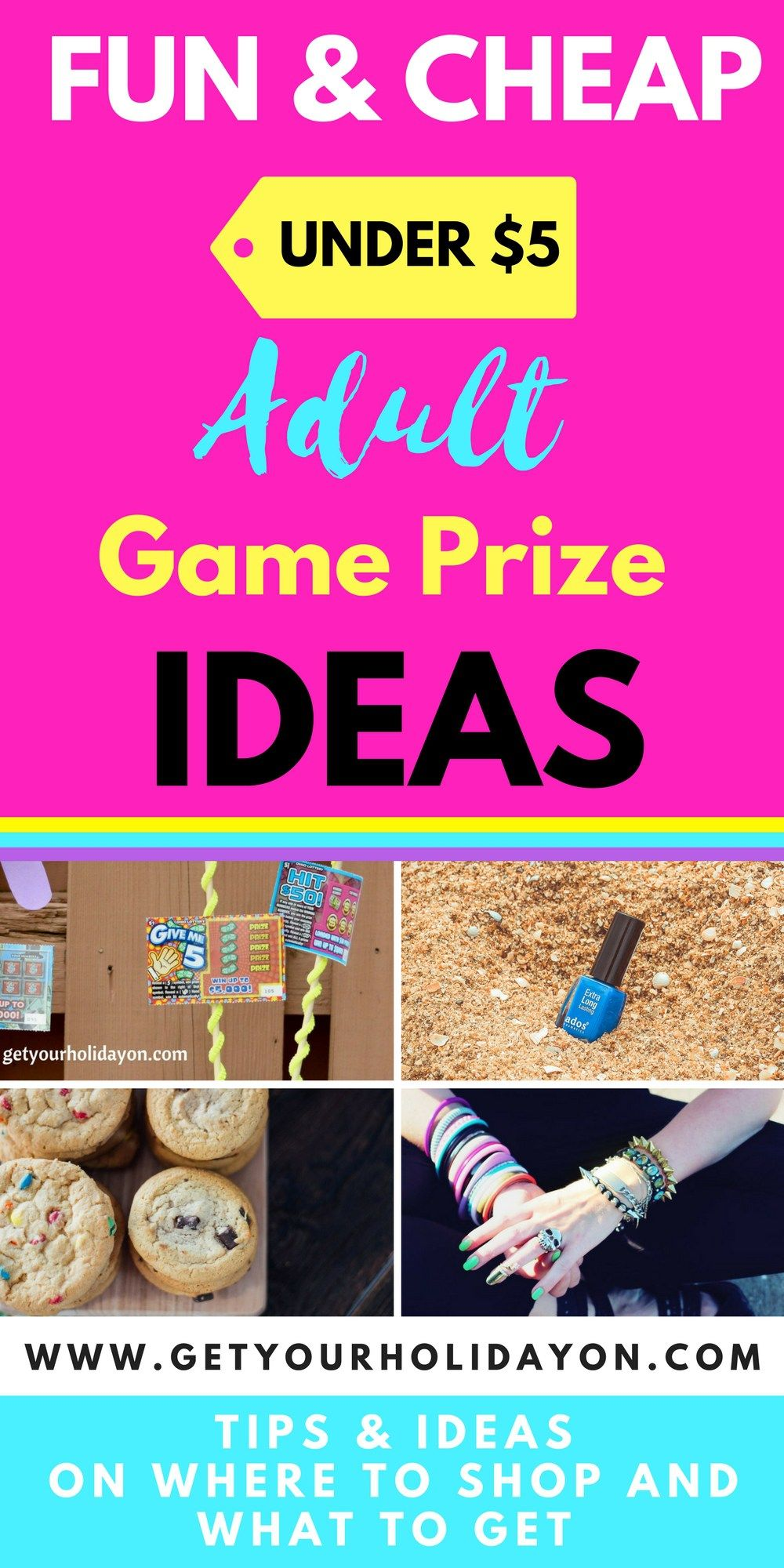 Adult Prize Ideas That Are Fun And Cheap February 2019 Best Of Get