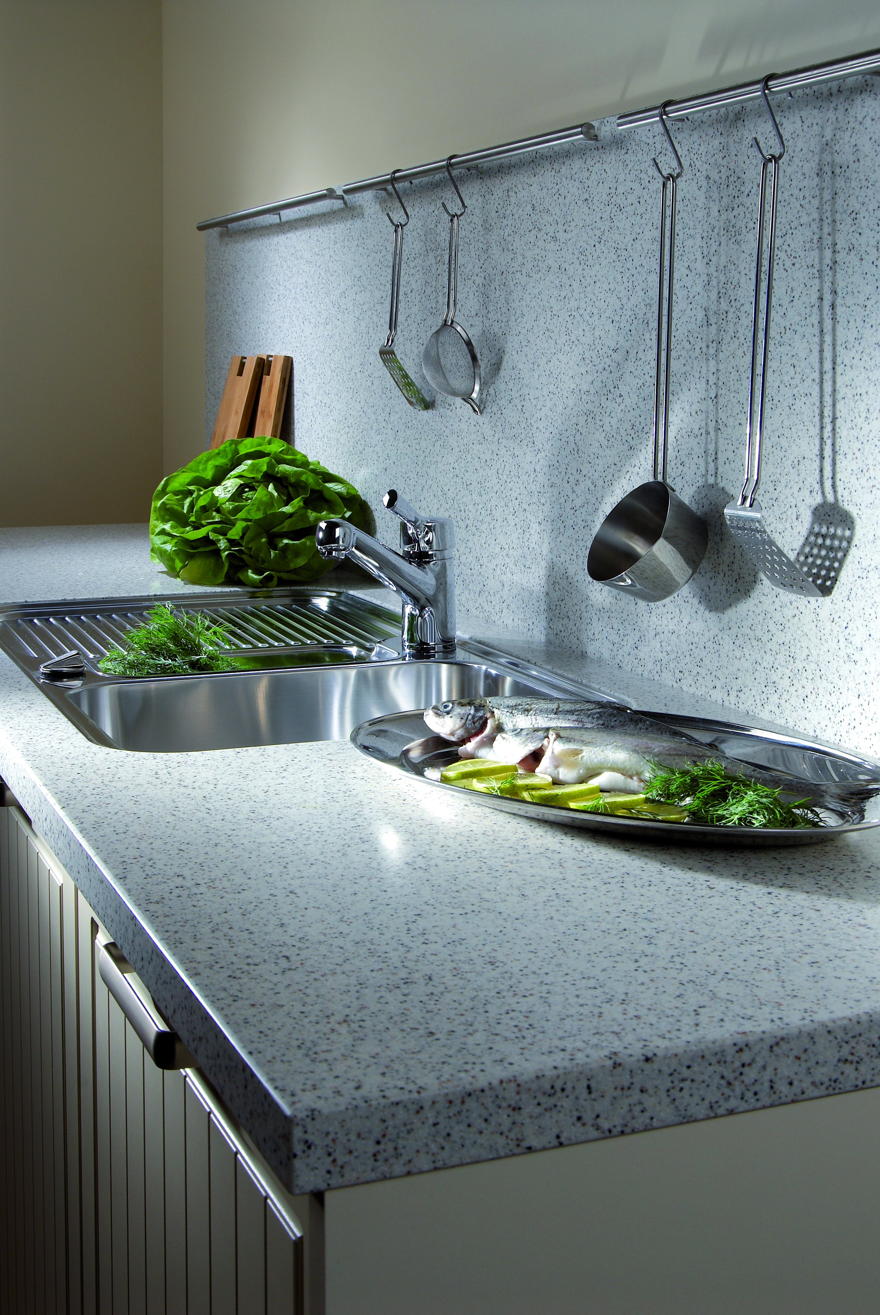 GetaCore® solid surface sheet materials for beautiful kitchen ...