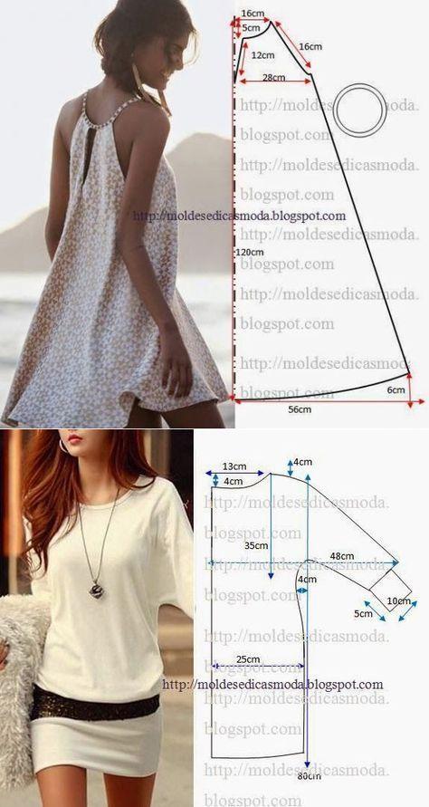 шитье   costura y confeccion   Pinterest   Costura, Vestidos y Ropa