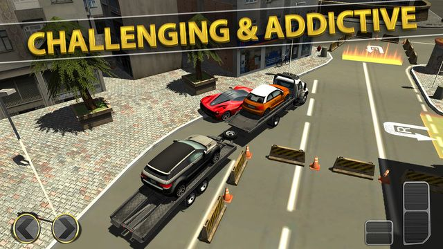 3D Impossible Parking Simulator - Real Limo and Monster Car Driving Test Racing Games Free on the App Store