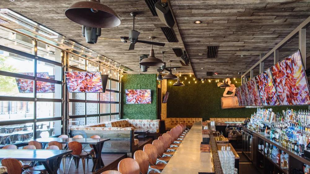 Dots Hop House Google Search Bottle Blonde Ellum Restaurant Bar