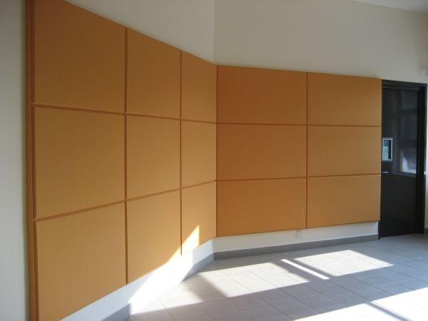 Tex Sound Absorption Fabric Wall Lining Decor