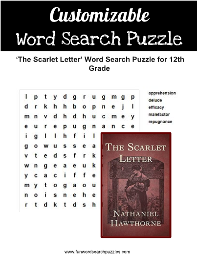 Did your students read the classic novel 'The Scarlet