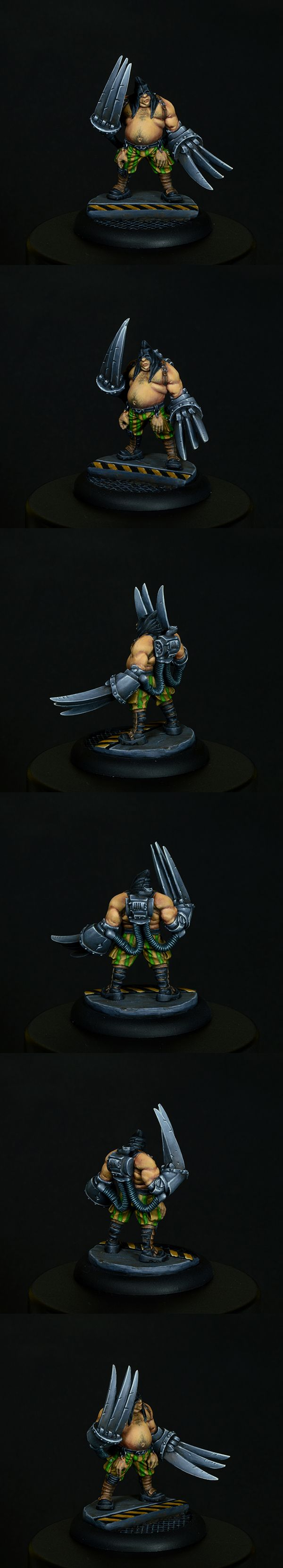 The Executioner Malifaux
