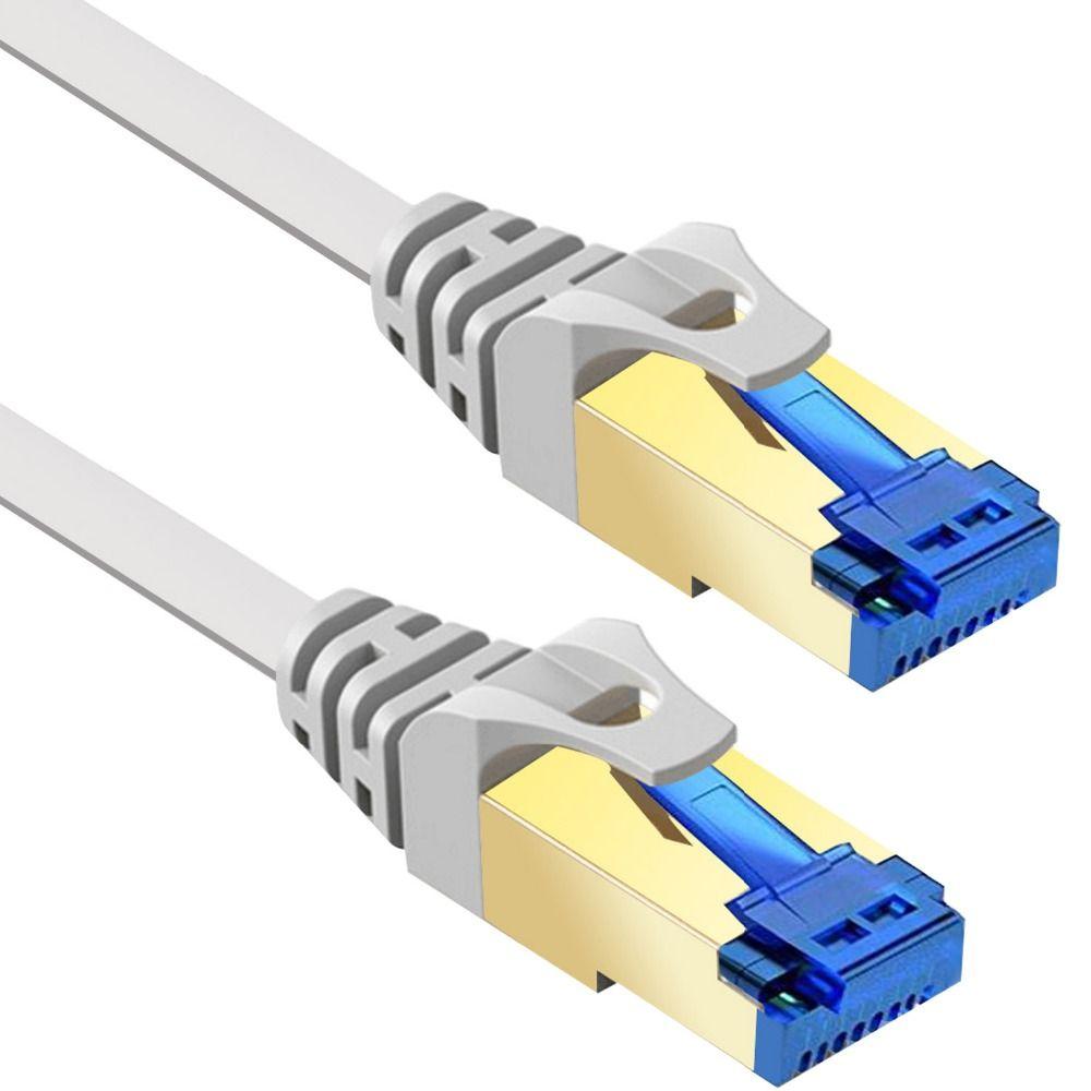 Cat6 Paski Kabel Ethernet 10 M 15 30 1000 Mbps Cat 6 Rj45 Sieci Usb Lan Adapter Converter To Kupowa