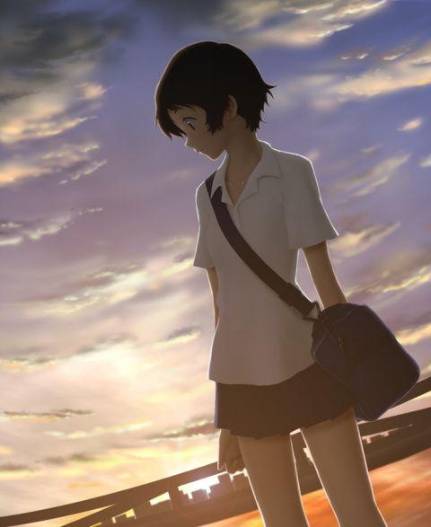 pixiv Spotlight - The Girl Who Leapt Through Time