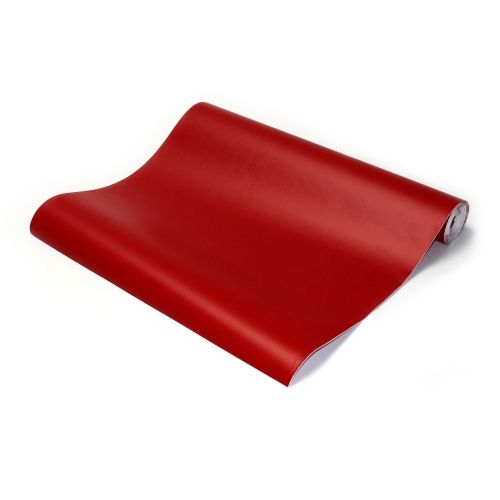 Ruby Red Matte Self Adhesive Contact