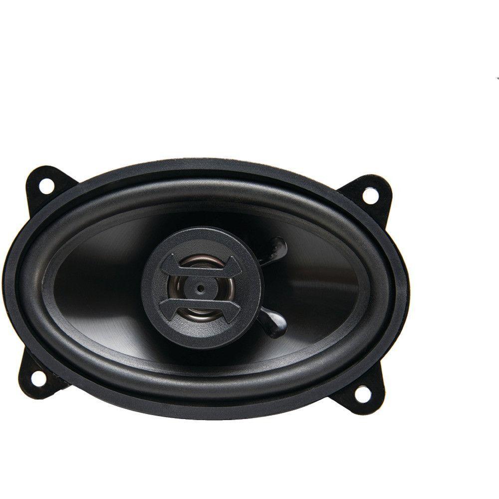 Hifonics Zeus 200 Watt 5.25 Inch 2 Way 4 Ohm Car Audio Coaxial Speakers 2 Pack