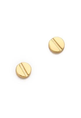 Tiny Screw Head Earrings | Jewelry | Pinterest | Jewel ...
