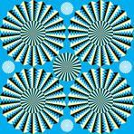 Five Phantoms  (motion illusion)