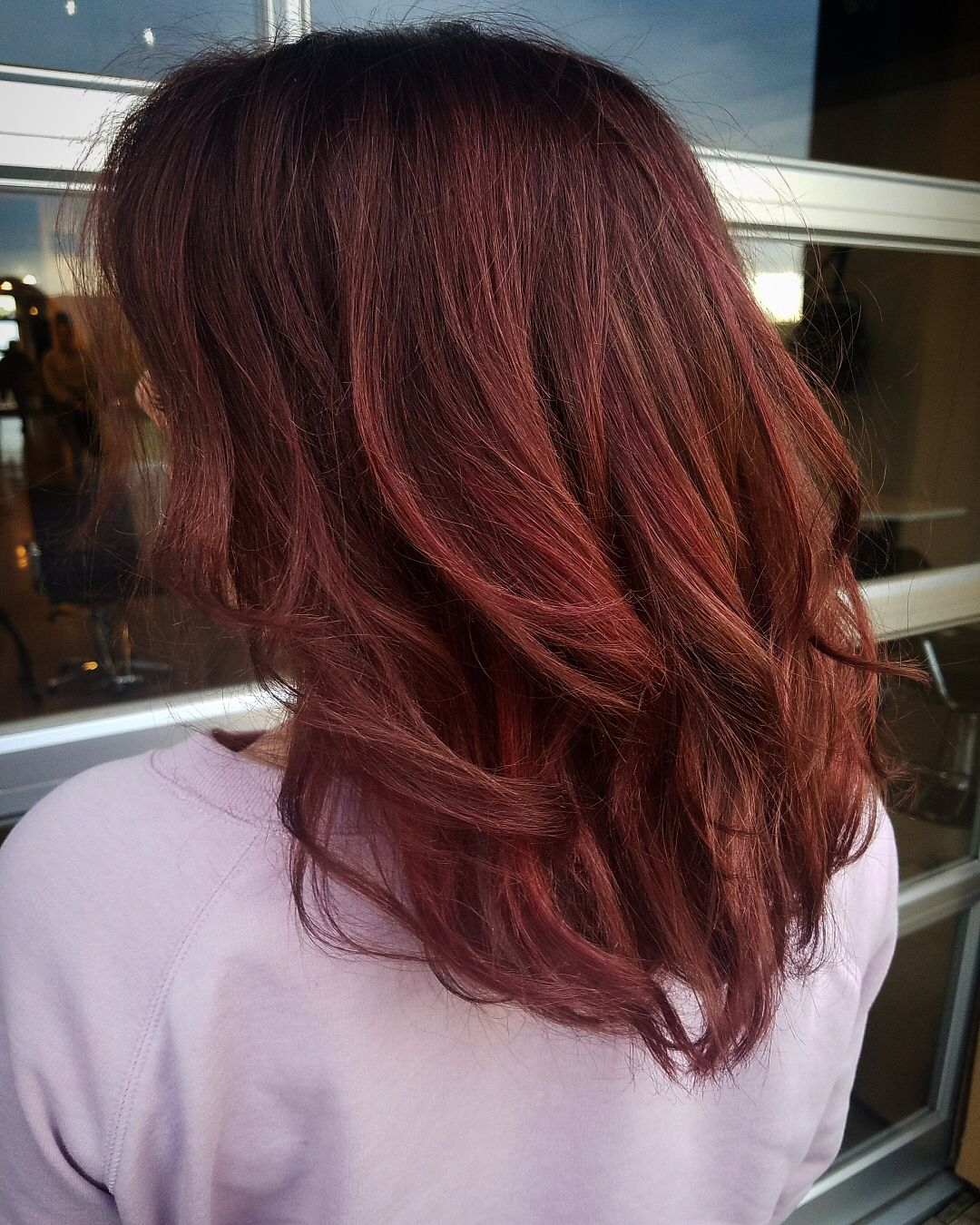40 Stunning Red Hairstyles For Women Hairstyles Hairstyles For Medium Length Hair Hairstyles For Short Ha Medium Length Hair Styles Hair Styles Hair Lengths