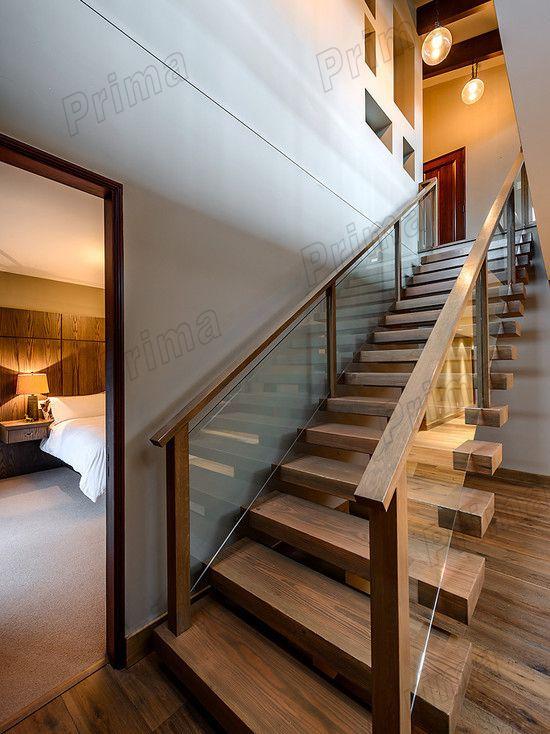 Best Luxury Steel Stringer House Design Interior U Shape 400 x 300